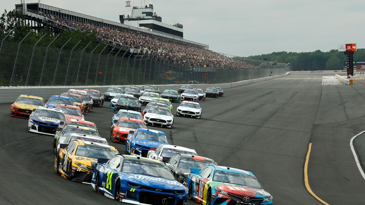 New contest offers a chance to wave the green flag to start a NASCAR race at Pocono