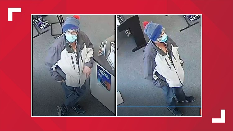 Police seeking music store theft suspect in Susquehanna Township