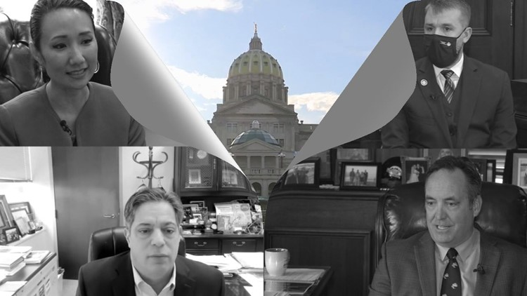 Pa. Democrats lament lack of bipartisanship in split government   Price of Politics