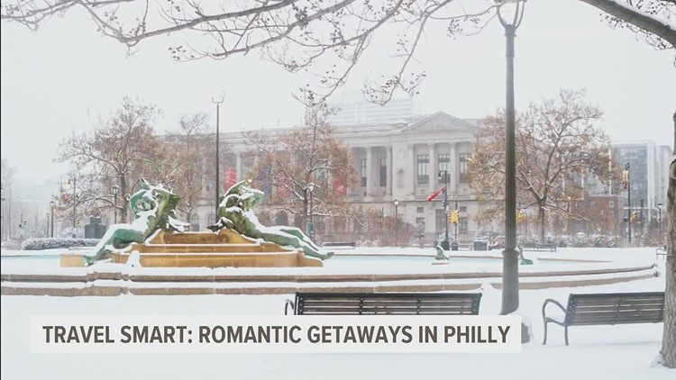 Travel Smart: Philadelphia can be your destination for Valentine's Day