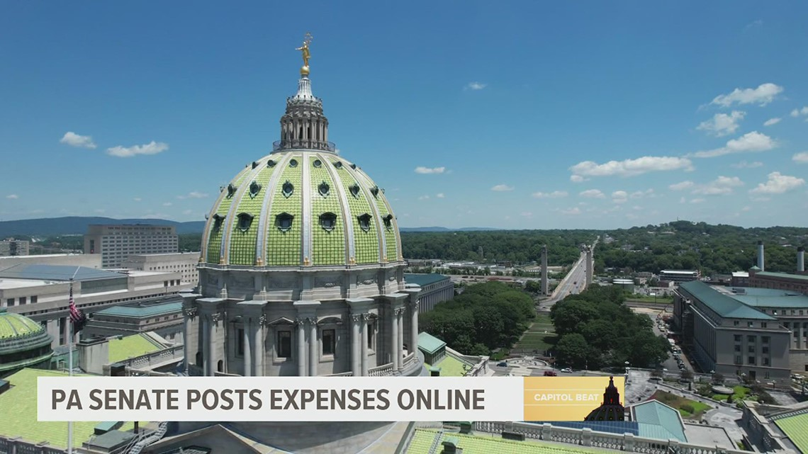 Pa. Senate makes expenses public, but are senators transparent enough?   FOX43 Capitol Beat