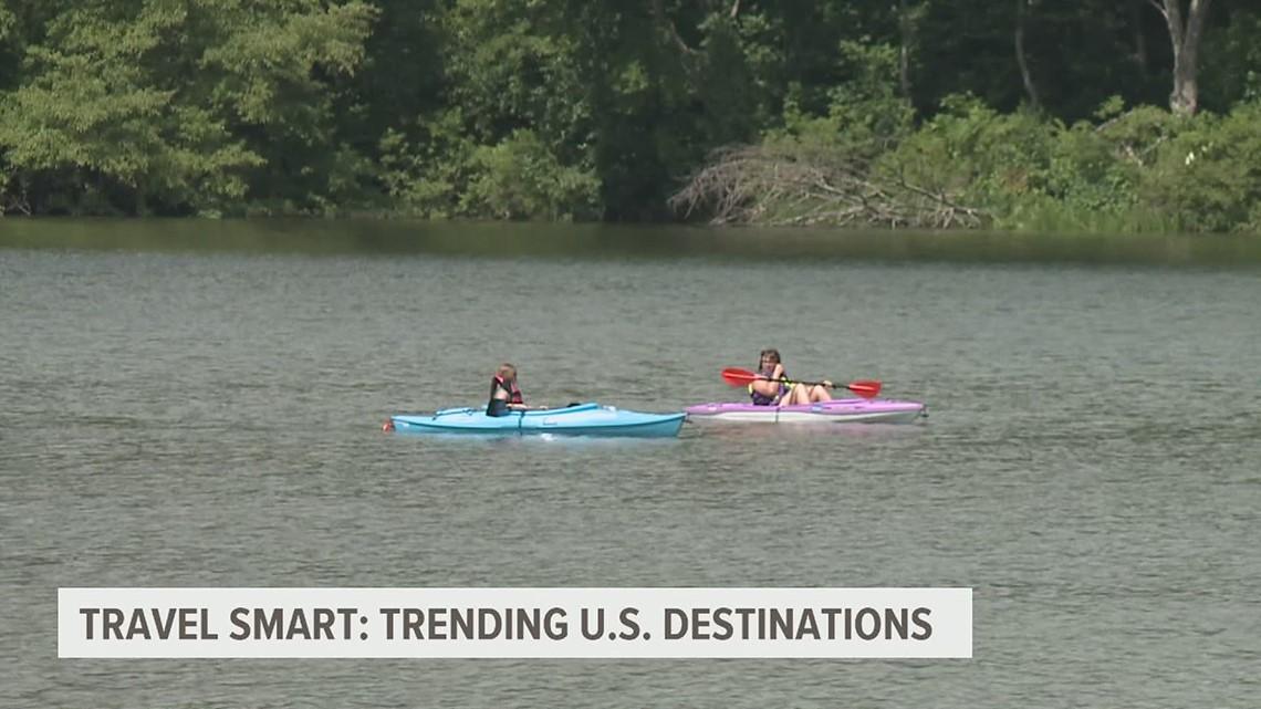 Top trending summer vacation destinations   Travel Smart