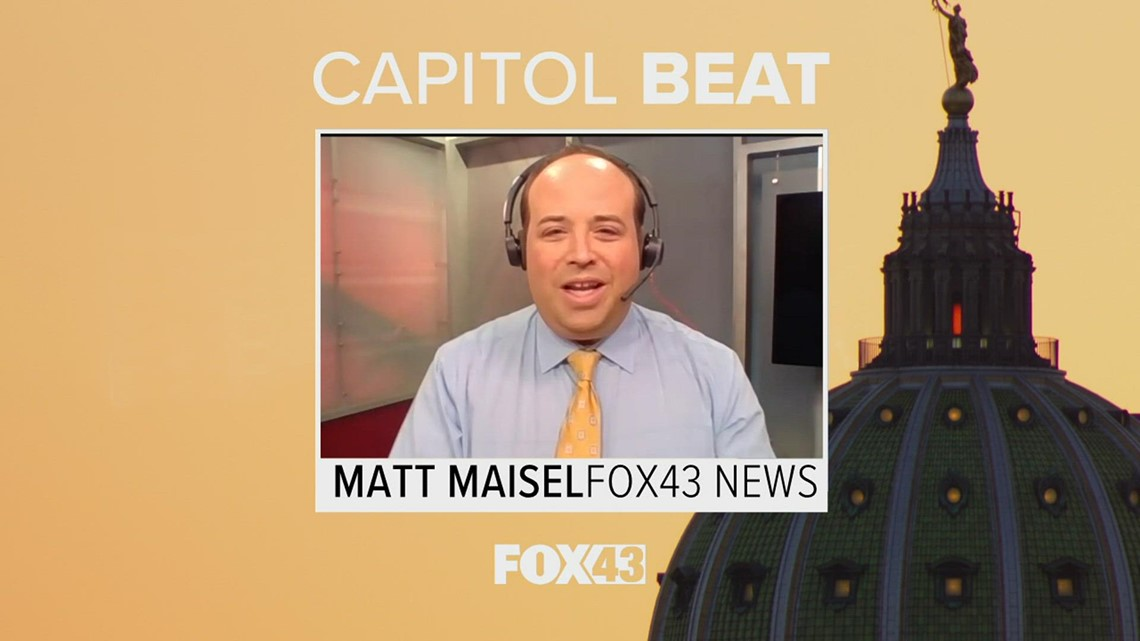 Capitol Beat: Full interview with State Sen. Mike Regan, Oct. 20, 2021