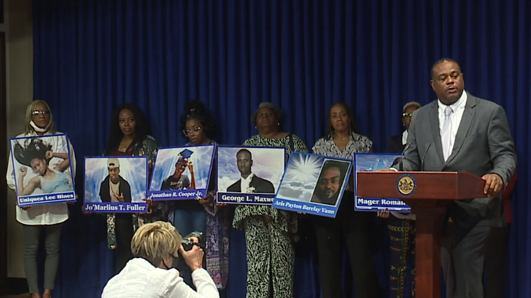 State lawmakers propose legislation to support families of victims of gun violence