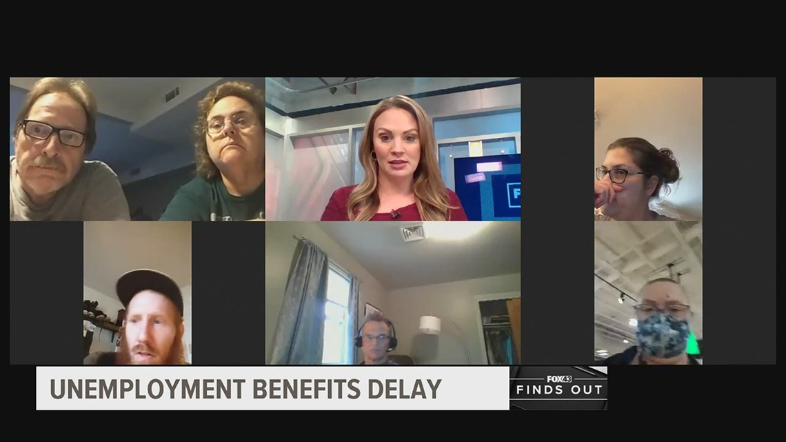 FOX43 Finds Out: People facing different unemployment payment issues say they have something in common