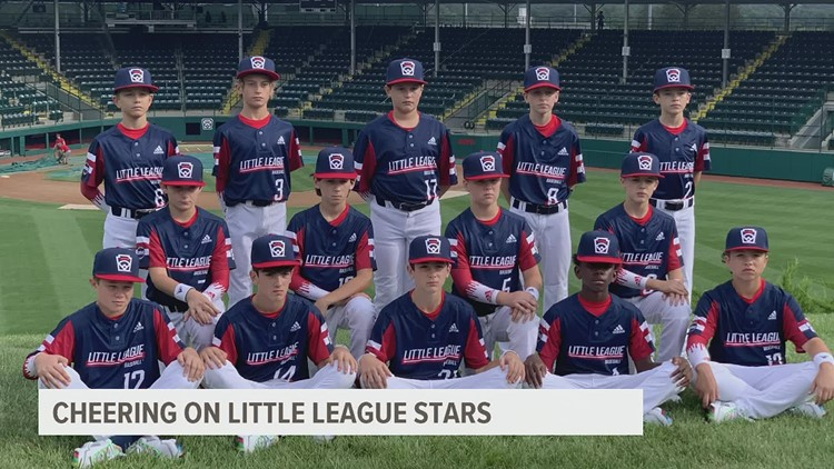 Lancaster County woman cheers on her grandson in Little League World Series