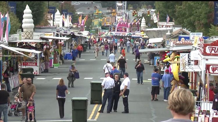 Event Breakdown: Ephrata Fair