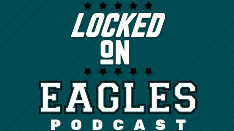 The Eagles chose the field over Fields | Locked On Eagles
