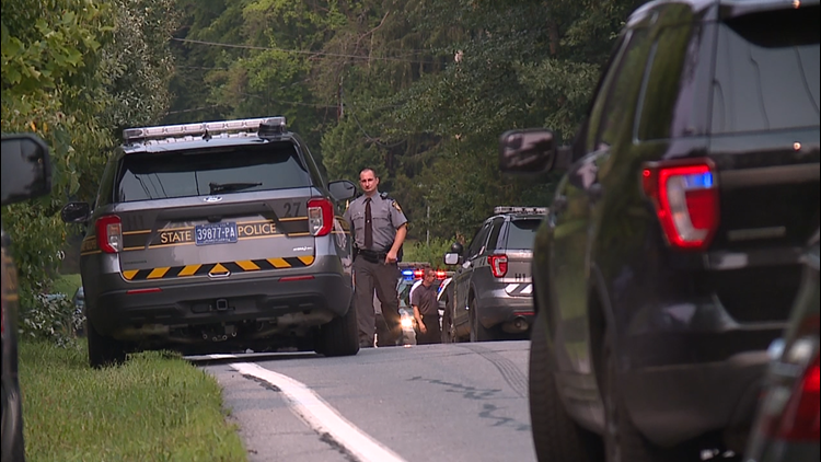 Man dies after exchanging gunfire with state troopers in Dauphin County; investigation underway
