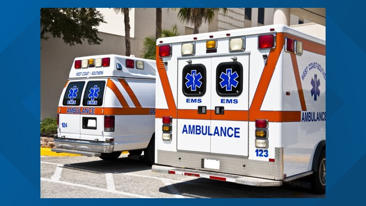 Crowded emergency rooms cause first responders to face tough decisions