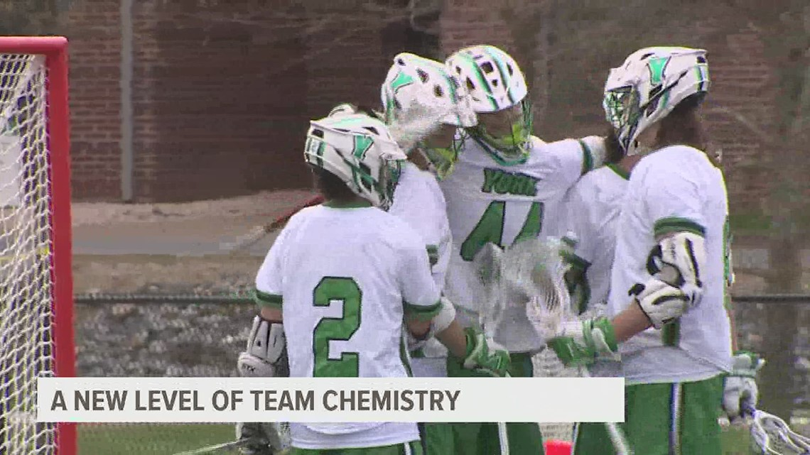 Spartans lacrosse team grows stronger after losing a season