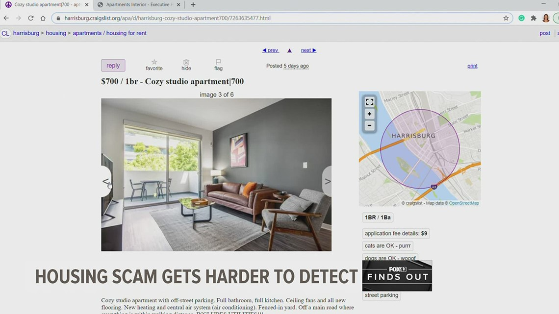FOX43 Finds Out: Housing scams become harder to detect during COVID-19 Pandemic