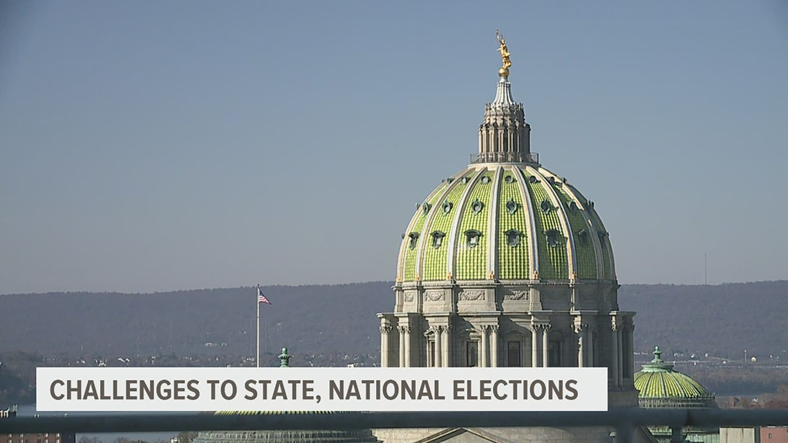 Challenges to state, national elections