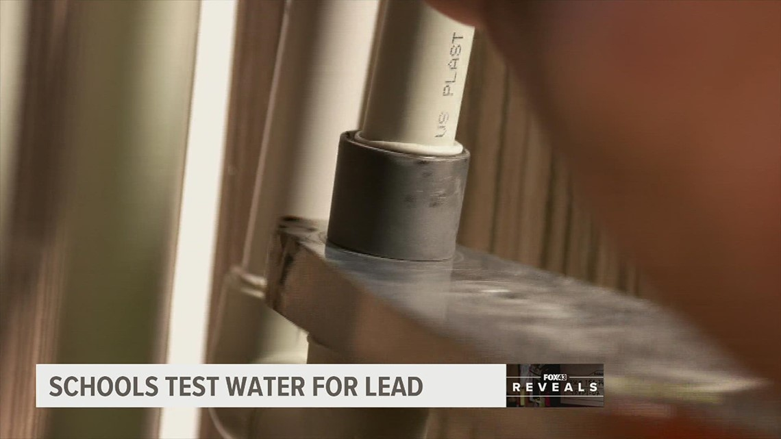 Hundreds of Pa. schools are finding high levels of lead in their drinking water | FOX43 Reveals