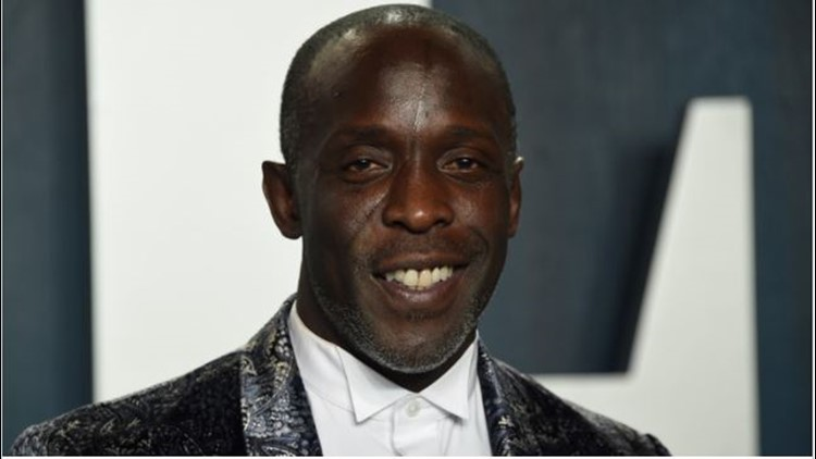 Actor Michael K. Williams died of acute drug intoxication, coroner says