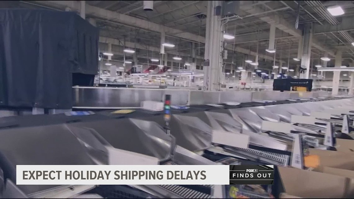FOX43 Finds Out: Will the COVID-19 vaccine shipment impact holiday shipping deadlines?