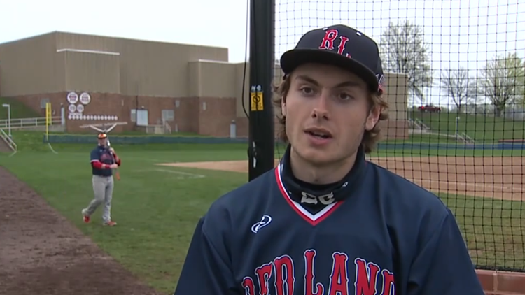 Red Land star outfielder, top MLB prospect Benny Montgomery talks career path & future