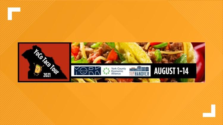 The YoCo Taco Tour will showcase York County's best taco spots