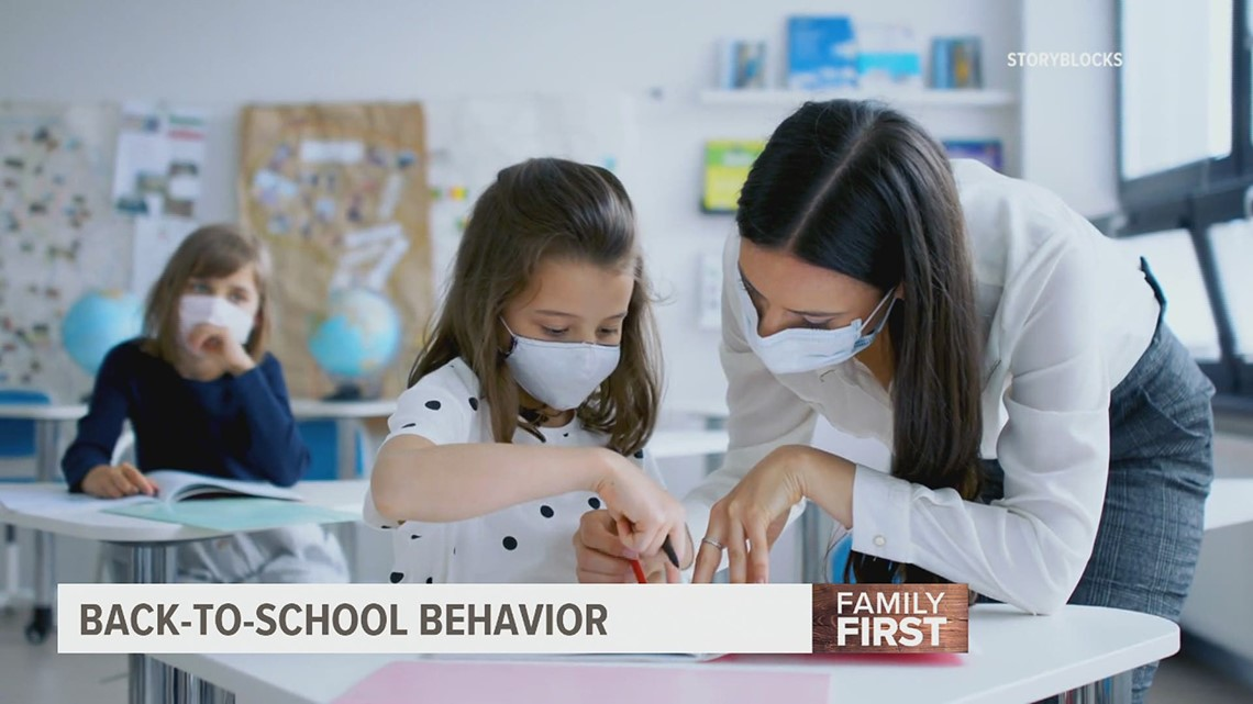 Child health experts warn of increased behavior concerns when kids return to school   Family First with FOX43