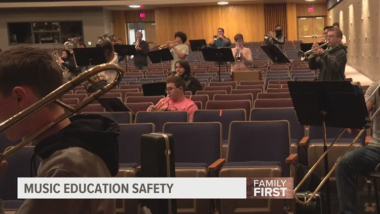 Music education crucial to students' return, can be done safely, studies show | Family First with FOX43