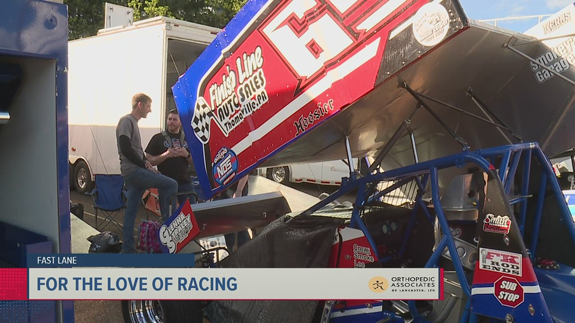 Glatfelter and crew collaborate to compete; Dewease captures 100th   Fast Lane