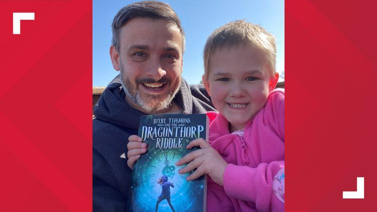 Waynesboro author donates book proceeds to THON to help kids battling cancer