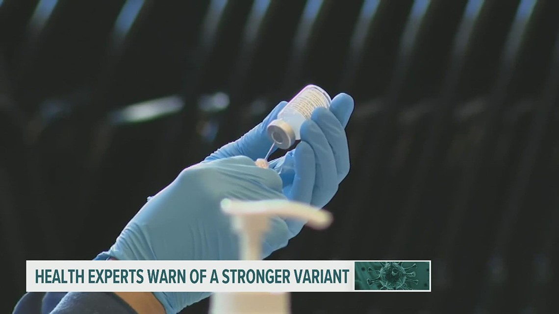 Health experts weigh in on Dr. Fauci's warning of a possible new variant