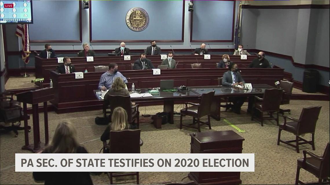PA legislators start in-depth evaluation of election processes