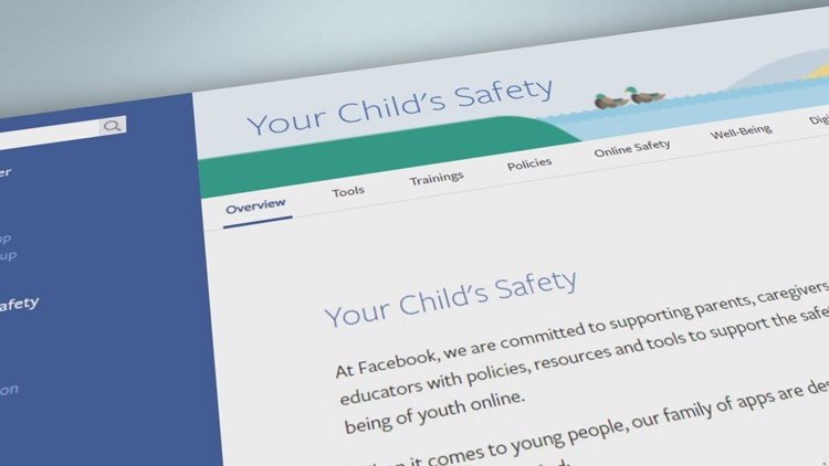 Facebook's new 'Child Safety Hub' leaves some parents skeptical | Family First with FOX43
