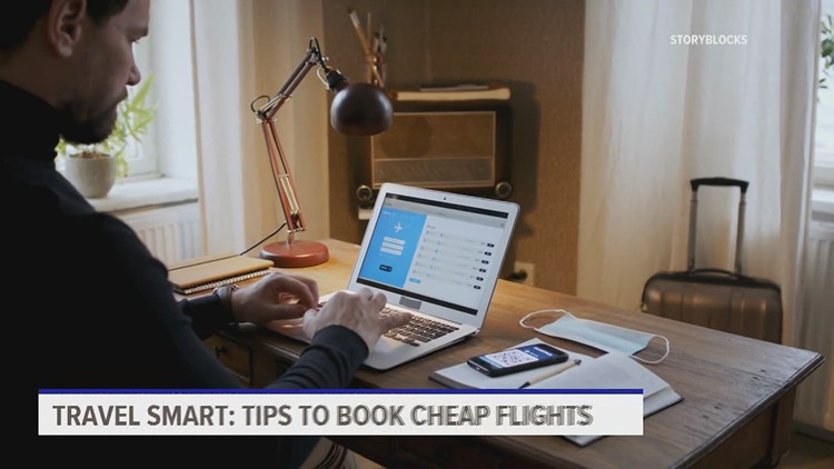 Tips to book cheap flights   Travel Smart