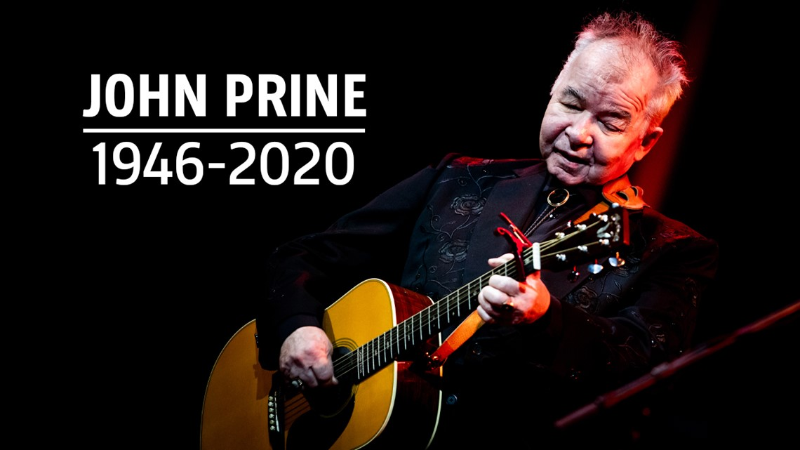 Country Music icon John Prine dead at 73 due to COVID-19