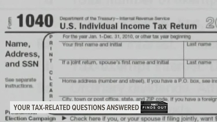 FOX43 Finds Out: How to boost your 2020 tax refund in PA