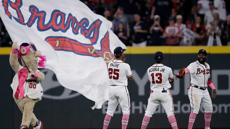 Freeman, Swanson, Ynoa power Braves past Phillies 6-1