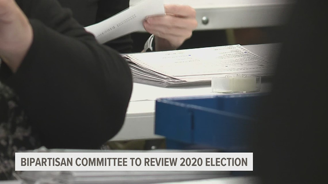 Bipartisan Pa. Senate Committee to begin reviewing 2020 election, 2