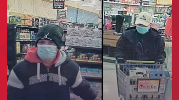 Lancaster Police seek help in identifying suspected booze thief at Weis Markets store