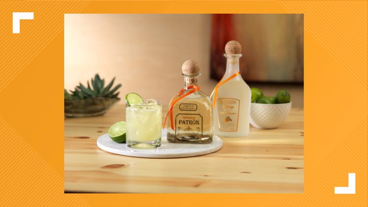 Celebrate National Margarita Day with a Margarita Caliente, a recipe from a Patrón mixologist