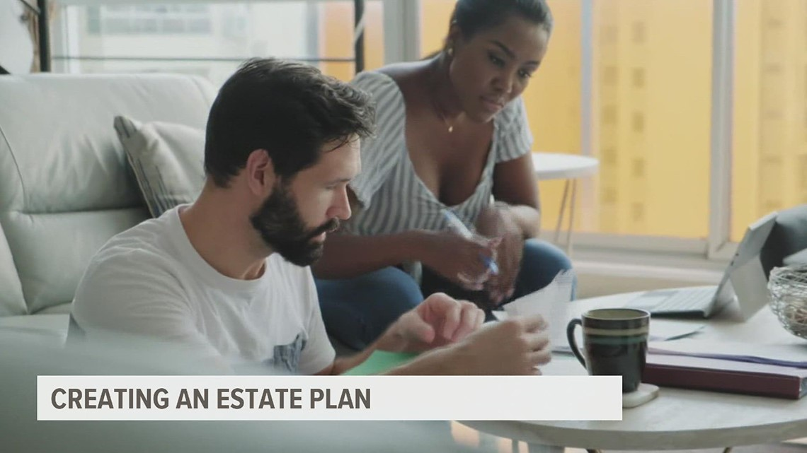 The importance of creating an estate plan