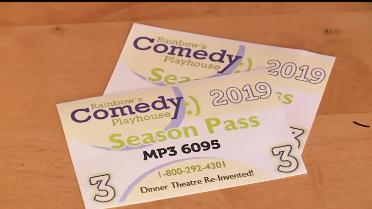 Former Rainbow's Comedy Playhouse co-owner accused of taking money from ticket sales | FOX43 Finds Out