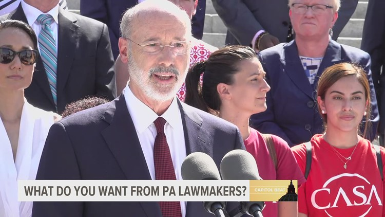 After Pa. passes $40B budget, what do you now want from your state government?   FOX43 Capitol Beat