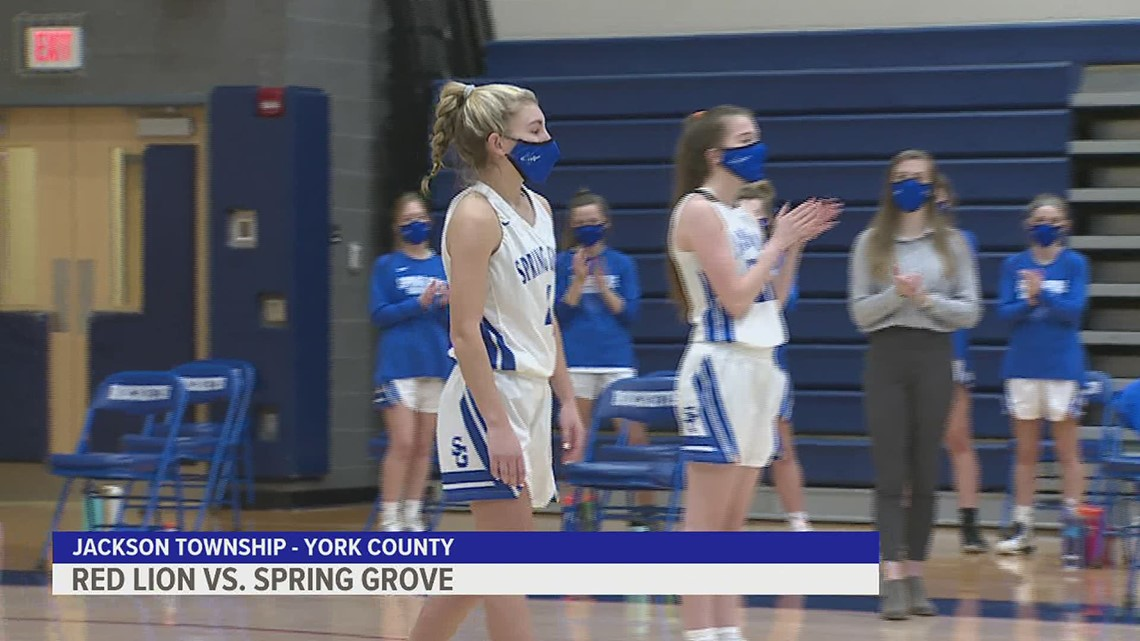 Spring Grove girls, Suburban boys win close calls on Saturday