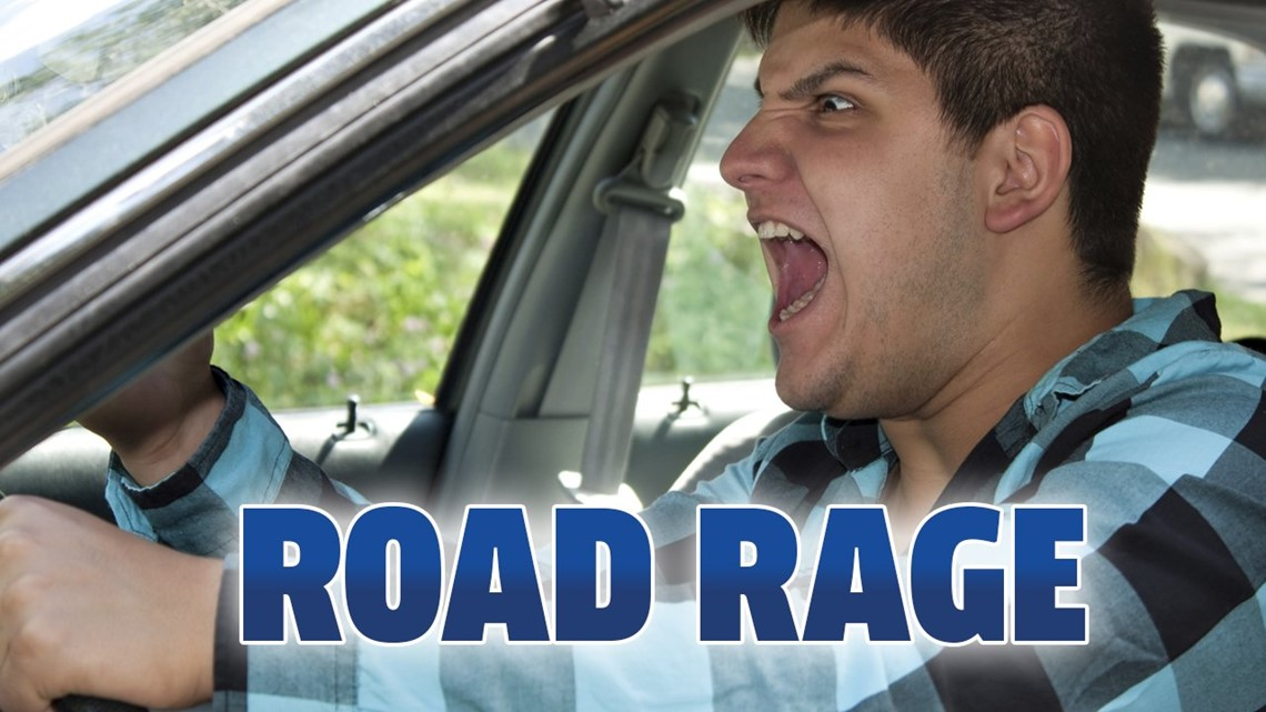 Dauphin County man charged in alleged road rage incident