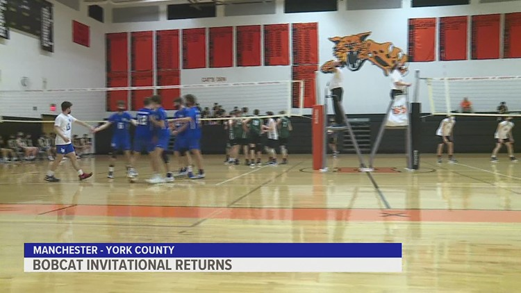 Bobcat Invitational helps boys volleyball return to court