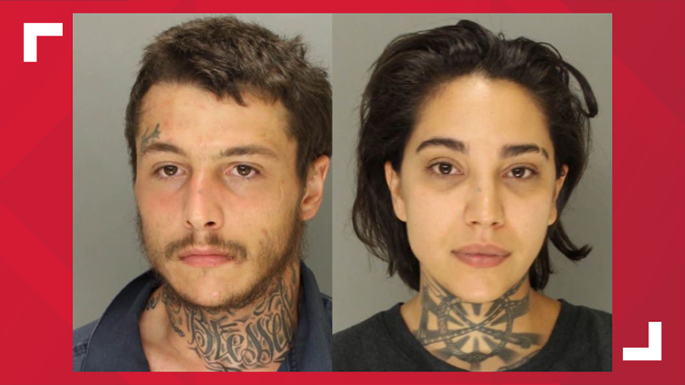 Lancaster County couple charged with attempting to elude police, hindering prosecution