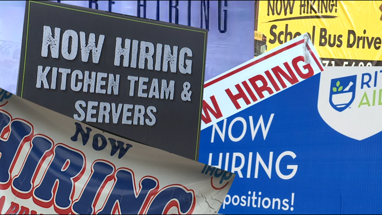 With more job openings than unemployed, companies struggle to hire enough workers