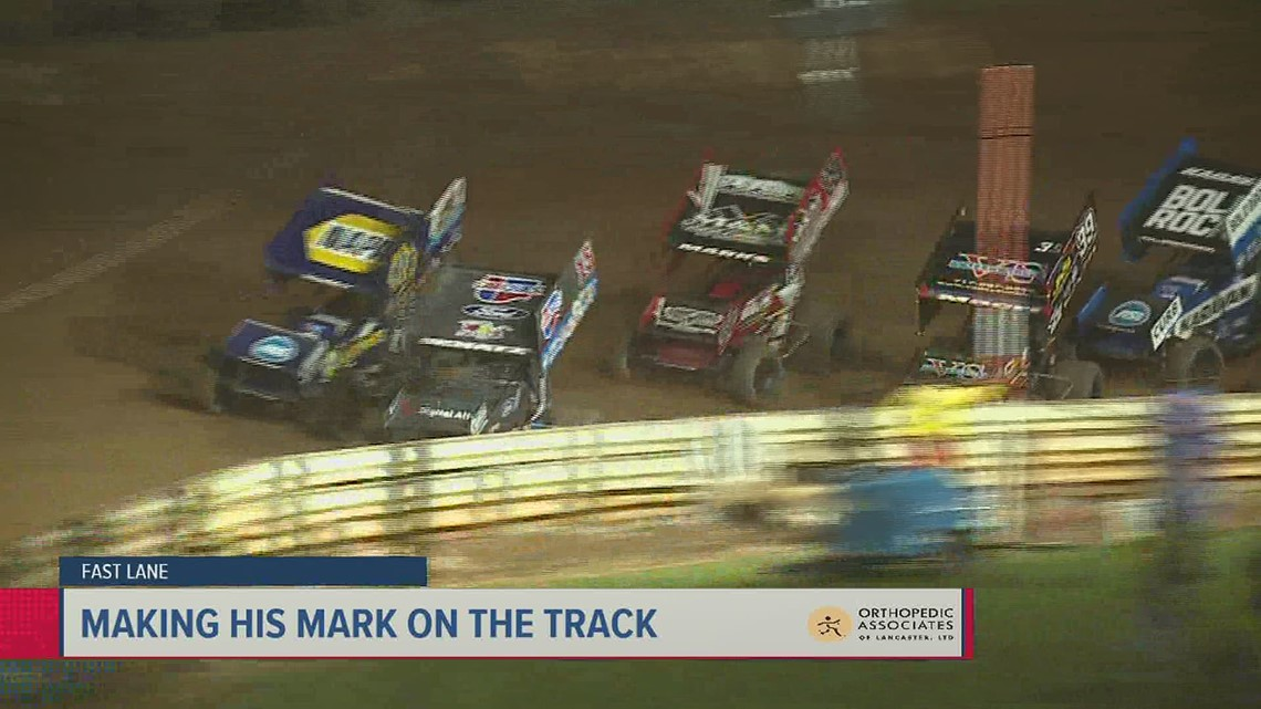 Outlaws sweep first swing to PA; Marks finding success in family car   Fast Lane