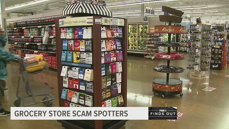 Pennsylvania Grocery store employees are working to stop scams | FOX43 Finds Out