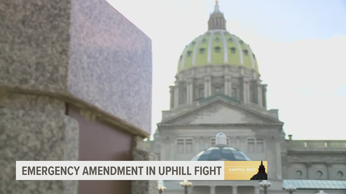 Emergency statute of limitations push faces dim future in Pa. legislature | FOX43 Capitol Beat