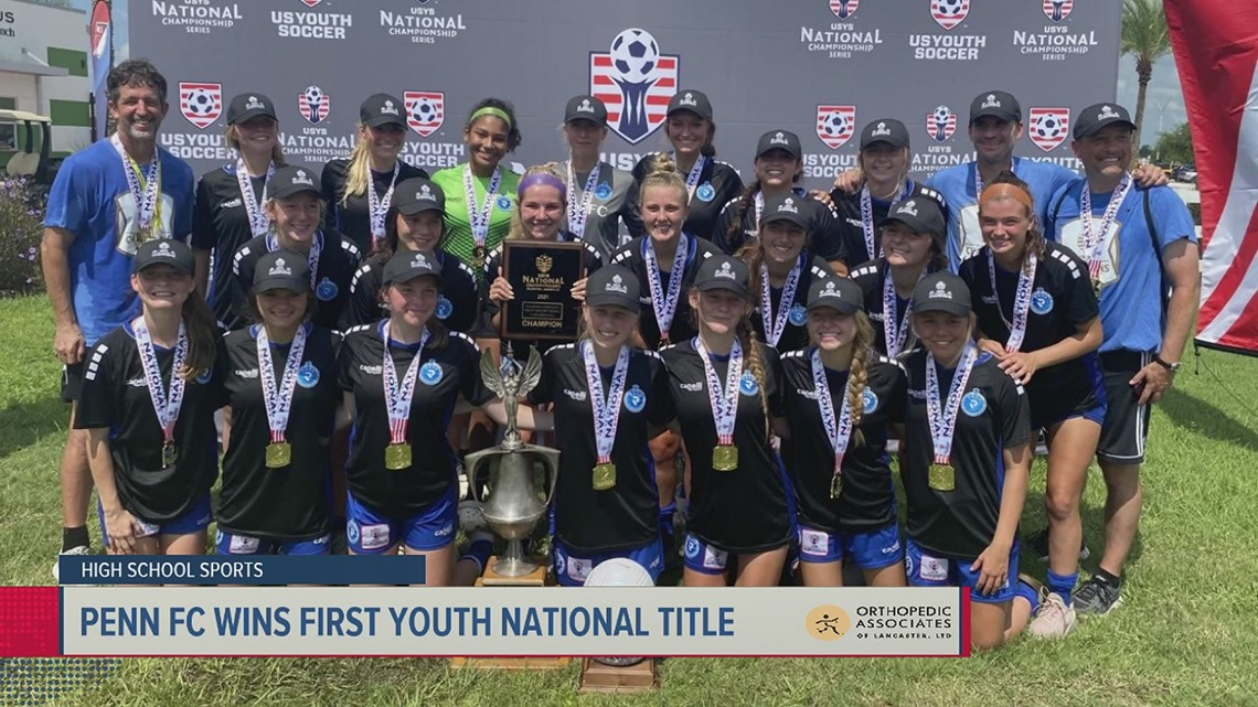 Updated: Penn FC wins Youth National Title   Spotlight