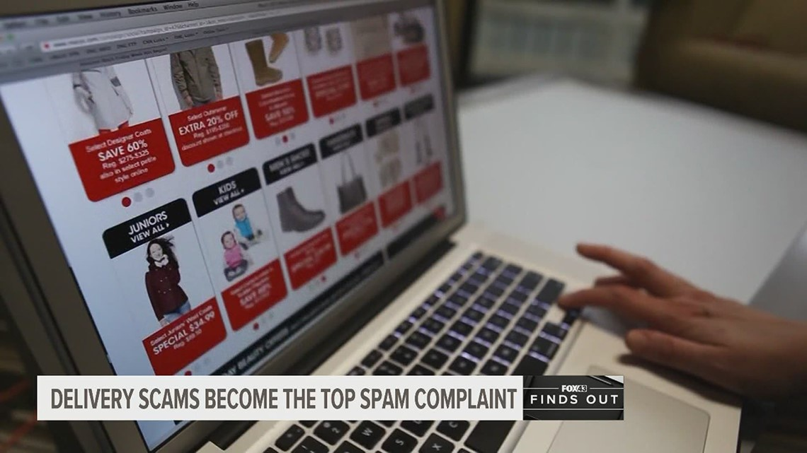 FOX43 Finds Out: Delivery message scams find a legal loophole that can cost you a lot of money