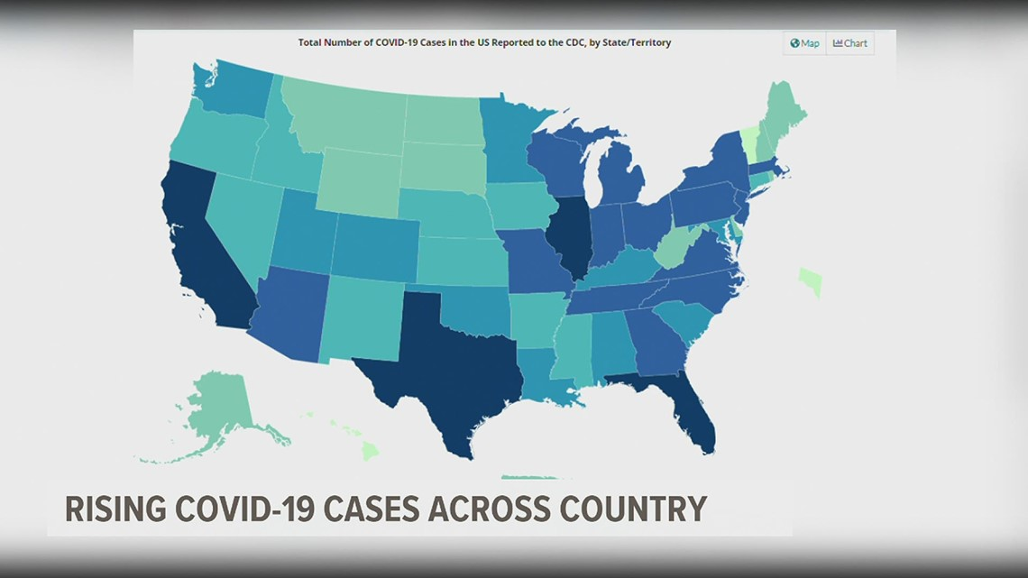 For now, masks & mitigation efforts won't return to Pennsylvania as COVID-19 cases rise nationwide